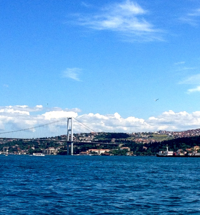 beautiful Bosphorus, by Tuba Şatana
